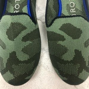 Rothy's Shoes - Rothy's Army Print Loafer